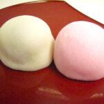 紅白饅頭(生) 120円/1個