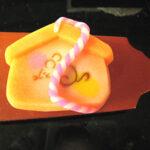 上生菓子 絵馬 190円/1個